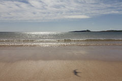 海滩梦想 免版税图库摄影