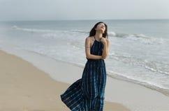 海滩梦想 库存图片