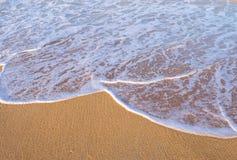 海滩沙子普吉岛hhailand 库存图片