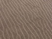 海滩沙子样式 免版税图库摄影