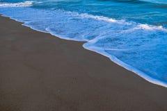 海滩沙子phu ket泰国 免版税图库摄影