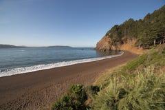 海洋沙滩 库存照片