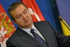 黑海经济合作会员国的组织的外交事务大臣会议的第35次会议  免版税图库摄影