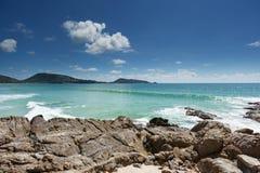 海滩海岛kata普吉岛泰国 库存照片