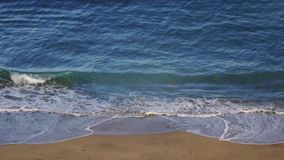 海洋海岸线 影视素材