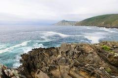 海洋海岸 免版税图库摄影