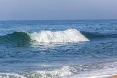 海滩海洋海岸线 图库摄影