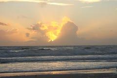海洋海滩 库存图片