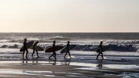 海滩生活和生活方式 库存照片