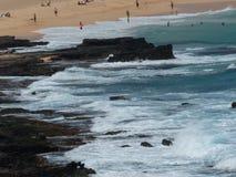 海滩生活 免版税库存图片