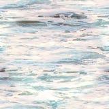 海洋的无缝的纹理背景的 库存图片
