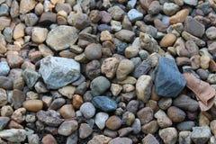 海滩石头2 库存图片