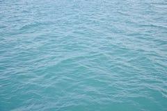 海水第四 库存照片