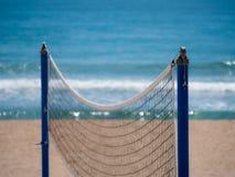 海滩网 库存照片