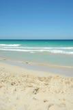 海滩美丽的海洋 免版税图库摄影