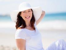 海滩美好的日 免版税图库摄影