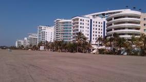 海滩胜地 库存照片
