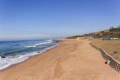 海滩蓝色海洋 库存照片