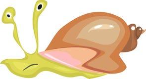 海洋蜗牛 向量例证