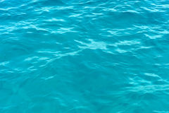 海洋水表面纹理 库存图片