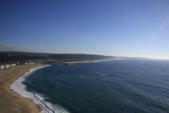 海滩西班牙 库存照片