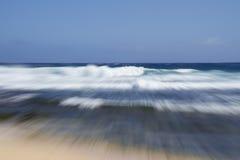 海洋迷离 库存照片
