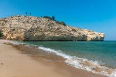 海滩阿曼 库存图片