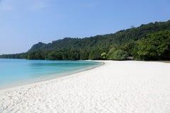 海滩香槟瓦努阿图 免版税图库摄影