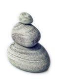 海滩高JPG小卵石解决方法 库存照片