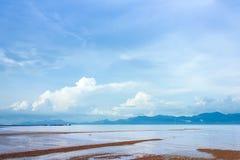 海滩,假日 免版税库存图片