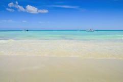 海滩,大西洋的海岸 库存图片