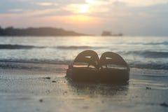 海滩,旅行,概念 库存照片