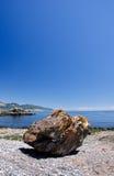 海滨,海湾岛群国家公园保留地 库存图片