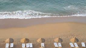 海滩 股票视频