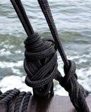海洋绳索 免版税库存照片