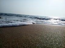 海滩 水 免版税库存图片