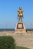 海滩Kep在柬埔寨 库存图片