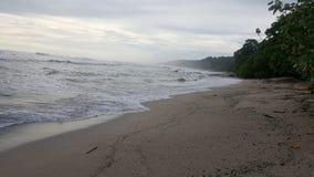 海滩` Mal paÃs ` 免版税库存图片
