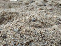 海滩sand.summer背景 图库摄影