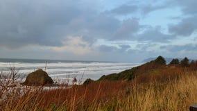 海洋Scape 图库摄影