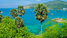 海lampromphep普吉岛泰国 库存图片