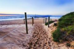 海MVale方式2海滩 免版税库存照片