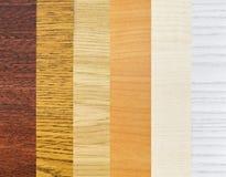 涂层木头 库存图片