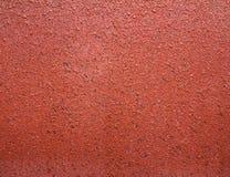 涂灰泥的桔子和褐色 免版税库存照片