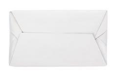 涂黄油套在白色隔绝的箱子包裹 库存图片