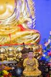 涅磐纪念公园在Semenyih,马来西亚 库存照片