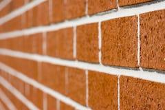 消失的砖 免版税图库摄影