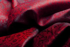 消耗大的织品装饰品 图库摄影