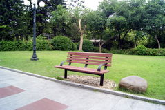 消遣的椅子 免版税图库摄影