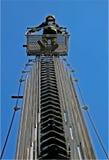 消防员在纽约 免版税库存图片